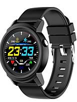 Недорогие -Dk02 умные часы мужчины мульти-спортивный режим монитор сердечного ритма Smart Health фитнес-трекер SmartWatch женщин группы