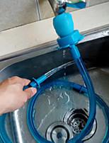 Недорогие -Собаки Коты Чистка пластик Ванночки Регулируется Мягкий Синий 1