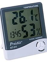 Недорогие -цифровой термометр и гигрометр электронные температуры и влажности на домашнем складе