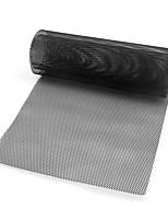 Недорогие -автомобиль автомобиль черный тон алюминиевого сплава 3 х 6 мм ромбическая решетка лист