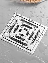 Недорогие -унитаз слива из нержавеющей стали квадратная ванная комната душевая кабина ситечко линейные крышки раковина сливной пол