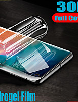 cheap -30d full cover hydrogel film on the for samsung galaxy s8 s9 s10 plus screen protector for samsung s10e note 8 9 protective film
