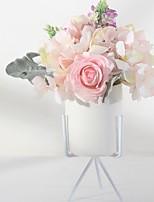 Недорогие -Искусственные Цветы 1 Филиал Классический европейский Розы Букеты на стол