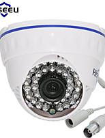 Недорогие -hiseeu ahcr512 ahdh 1080p семейный мини купол безопасности аналоговая камера видеонаблюдения в помещении ик-камера ночного видения
