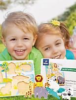Недорогие -Деревянные пазлы Гоночная машинка профессиональный уровень Простой Новый дизайн деревянный 1 pcs Детские Все Игрушки Подарок