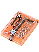 Недорогие -37 в 1 многофункциональный набор инструментов отвертка наборы для обслуживания ручного мобильного телефона бытовой