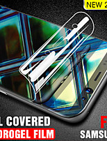 cheap -new full cover soft hydrogel film for samsung galaxy note 8 9 s8 s9 screen protector for samsung s9 s8 s7 s6 edge plus not glass