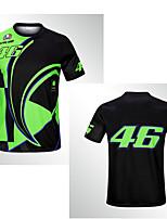 Недорогие -Мото gp новый 2019 тонкий 46 скорость сухой беговых мотоцикл езда с короткими рукавами гоночный рыцарь быстросохнущий дышащий влагу мотоцикл мужская футболка