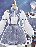 Недорогие -Вдохновлен Чудо никки Косплей Аниме Косплэй костюмы Японский Косплей Костюмы Косыночная повязка / Блузка / Юбки Назначение Жен.