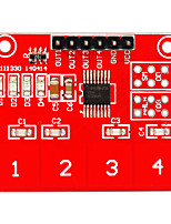 Недорогие -1 pcs Модуль FR4 ДляArduino