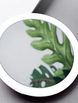 Недорогие -Зеркало Креатив / Оригинальные Modern пластик 1шт Косметическое зеркало