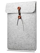 cheap -14 Inch Laptop Sleeve Textured / Plain Unisex Waterpoof Shock Proof