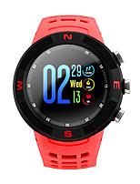 Недорогие -F18 смарт-часы браслет 3D-экран IP68 водонепроницаемый GPS-позиционирования информации, чтобы напомнить долгую жизнь