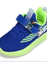 Недорогие -Девочки Сетка Спортивная обувь Маленькие дети (4-7 лет) Удобная обувь Черный / Оранжевый / Синий Лето