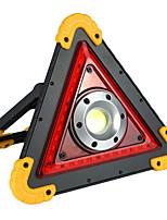 Недорогие -LED подсветка Аварийные лампы 750-1200 lm Светодиодная лампа LED излучатели Автоматический Режим освещения с батареей и USB кабелем Портативные Защита от ветра Прочный