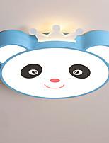 Недорогие -QIHengZhaoMing Потолочные светильники Рассеянное освещение Электропокрытие Металл 110-120Вольт / 220-240Вольт
