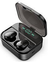 Недорогие -LITBest LX-X7 TWS True Беспроводные наушники Беспроводное EARBUD Bluetooth 5.0 С микрофоном