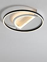 Недорогие -Линейные Потолочные светильники Рассеянное освещение Окрашенные отделки Металл Акрил LED, Новый дизайн 110-120Вольт / 220-240Вольт Теплый белый / Холодный белый
