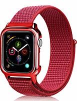 Недорогие -ремешок для часов для apple watch series 4 apple sport band нейлоновый ремешок на запястье