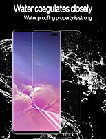 cheap -hydrogel film for samsung galaxy s10 s9 s8 plus note 9 8 ull curved screen protector for samsung s6 s7 edge s10 5g soft film
