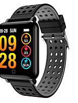 Недорогие -M19 Мужчины Смарт Часы Android iOS Bluetooth Водонепроницаемый Сенсорный экран Пульсомер Измерение кровяного давления Спорт