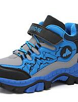 Недорогие -Мальчики Синтетика Спортивная обувь Маленькие дети (4-7 лет) Удобная обувь Для пешеходного туризма Оранжевый / Коричневый / Темно-синий Лето