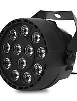 Недорогие -led12 жемчужная лампа красящая лампа ктв-бар прожектор сценический свет RGB акустический лагерь управления