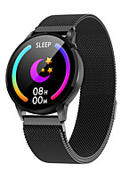 Недорогие -Смарт-часы Y16 BT Поддержка фитнес-трекер уведомить / монитор сердечного ритма Спорт SmartWatch совместимые телефоны Iphone / Samsung / Android