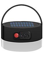 Недорогие -1шт 3 Вт газонные светильники / настенные светильники для наружного освещения / настенный светильник на солнечной батарее / солнечный / новый дизайн белый 3.7 В наружное освещение / бассейн / палатка