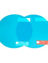 Недорогие -Автомобиль водонепроницаемый анти-туман зеркало заднего вида боковое окно мягкая защитная пленка прозрачный
