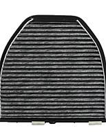 Недорогие -Автомобильный воздухоочиститель система охлаждения с активированным углем Автомобильные воздухоочистители фильтры для Mercedes-Benz W204 W212 C207 2128300318