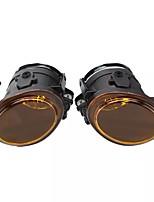 Недорогие -2шт передние противотуманные фары желтый замена для bmw e46 м3 mtech ii e39 m5 2001-2006 63177894017 63177894018