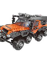 Недорогие -Конструкторы 466 pcs совместимый Legoing Очаровательный Все Игрушки Подарок