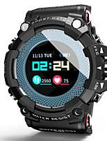 Недорогие -Муж. Смарт Часы Цифровой Спортивные Стильные Черный 50 m Защита от влаги Пульсомер Bluetooth Цифровой Мода - Лиловый Синий Один год Срок службы батареи