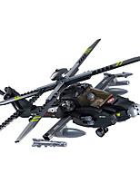 Недорогие -Конструкторы 293 pcs совместимый Legoing трансформируемый Все Игрушки Подарок
