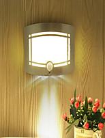 Недорогие -1шт Ночные светильники Тёплый белый Аккумуляторы AA Творчество 5 V