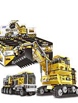 Недорогие -Конструкторы 893 pcs совместимый Legoing Очаровательный Все Игрушки Подарок