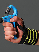cheap -5-60kg Adjustable R-Shape Grip Strength Training Equipment Training The First Rehabilitation Fitness Exercise Wrist Strength Four Colors