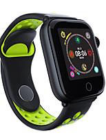 Недорогие -Litbest Z7 Smart Watch BT Поддержка фитнес-трекер уведомить / монитор сердечного ритма Спорт из нержавеющей стали SmartWatch совместимые телефоны IOS / Android