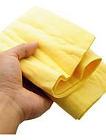 Недорогие -многоцелевой оленьей кожи полотенце автомойка чистка полотенце мыть хлопок пва синтетическая замша полотенце абсорбент сухих волос полотенце