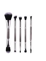 Недорогие -профессиональный Кисти для макияжа 5 шт. Мягкость Cool удобный Пластик за Косметическая кисточка