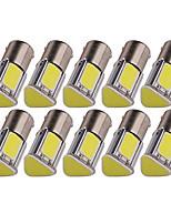 Недорогие -10 шт. 1156 Автомобиль Лампы 5 W COB 4 Светодиодная лампа Противотуманные фары / Лампа поворотного сигнала / Тормозные огни Назначение Универсальный Все года