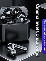 Недорогие -LITBest LX-A TWS True Беспроводные наушники Беспроводное EARBUD Bluetooth 5.0 С микрофоном