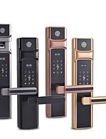 Недорогие -Factory OEM MN-302 сплав цинка Замок / Блокировка отпечатков пальцев / Интеллектуальный замок Умная домашняя безопасность Android система RFID / Отпирание отпечатка пальца / Разблокировка пароля