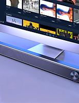 Недорогие -LITBest V195 Bluetooth Мультимедийный динамик Водонепроницаемый Мультимедийный динамик Назначение ПК