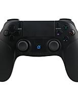 Недорогие -Беспроводная Bluetooth-гарнитура контроллера gh8951 .ps4 для сенсорной панели консоли ps4 / ps3Надежная маркировкаВстроенный цветной светодиодный чехол для наушников