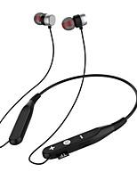 Недорогие -Litbest K370 Оригинальный дизайн Bluetooth-гарнитура 5.0 с регулятором громкости подходит для бега трусцой, езды на велосипеде и тренажерный зал