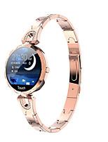 Недорогие -Смарт Часы Цифровой Современный Спортивные 30 m Защита от влаги Пульсомер Bluetooth Цифровой На каждый день На открытом воздухе - Золотистый Лиловый Синий