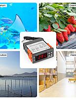 Недорогие -STC-1000 цифровой регулятор температуры светодиодный терморегулятор термостат для инкубатора реле 10a отопления и охлаждения STC-1000 220 В