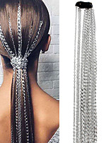Недорогие -Жен. лакомство Массивный Винтаж Алюминий Заколки для волос Для вечеринок